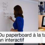 Pourquoi acheter un paperboard numérique mobile ?