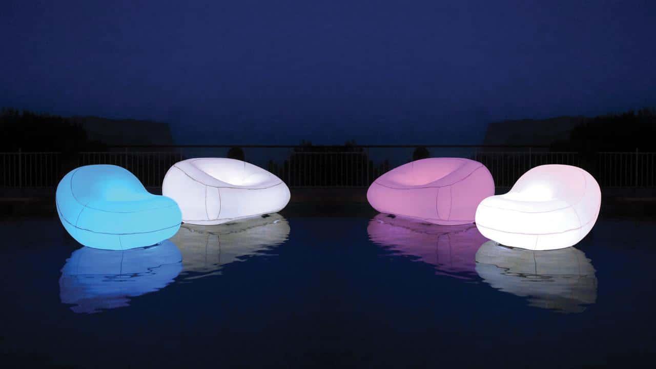 Mobilier lumineux : Un décor à privilégier lors des événements